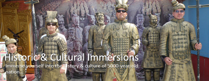 Chinese Culture & History Tour