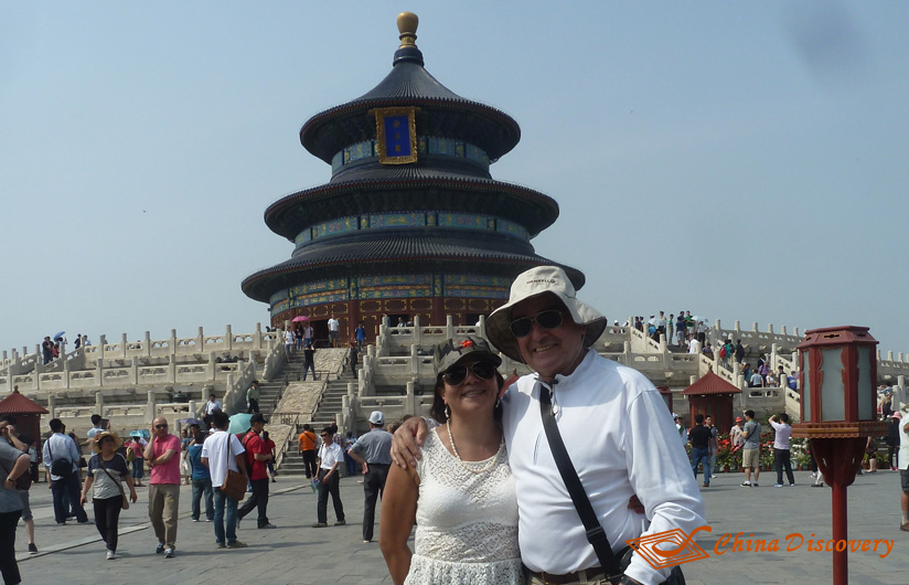 Visit the Temple of Heaven with China Discovery