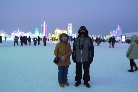 Tour in Harbin 2015