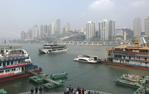 Yangze River Cruise Tour
