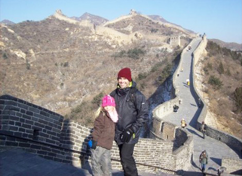 The Great Wall Trip