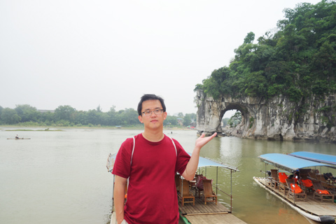 Tour in Guilin