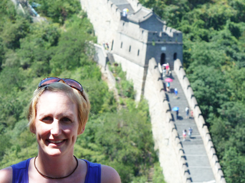 Tour in Beijing Great Wall