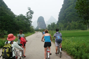 Yangshuo Cycling Tour