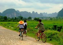 the Paradise Town of Yangshuo
