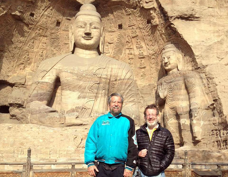 Our Clients at Yungang Grottoes