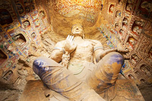 Yungang Grottoes - The treasure of traditional Chinese art