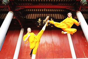 Experience the Real Shaolin Kung Fu