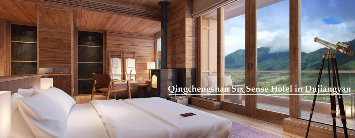 Where to Stay in Dujiangyan