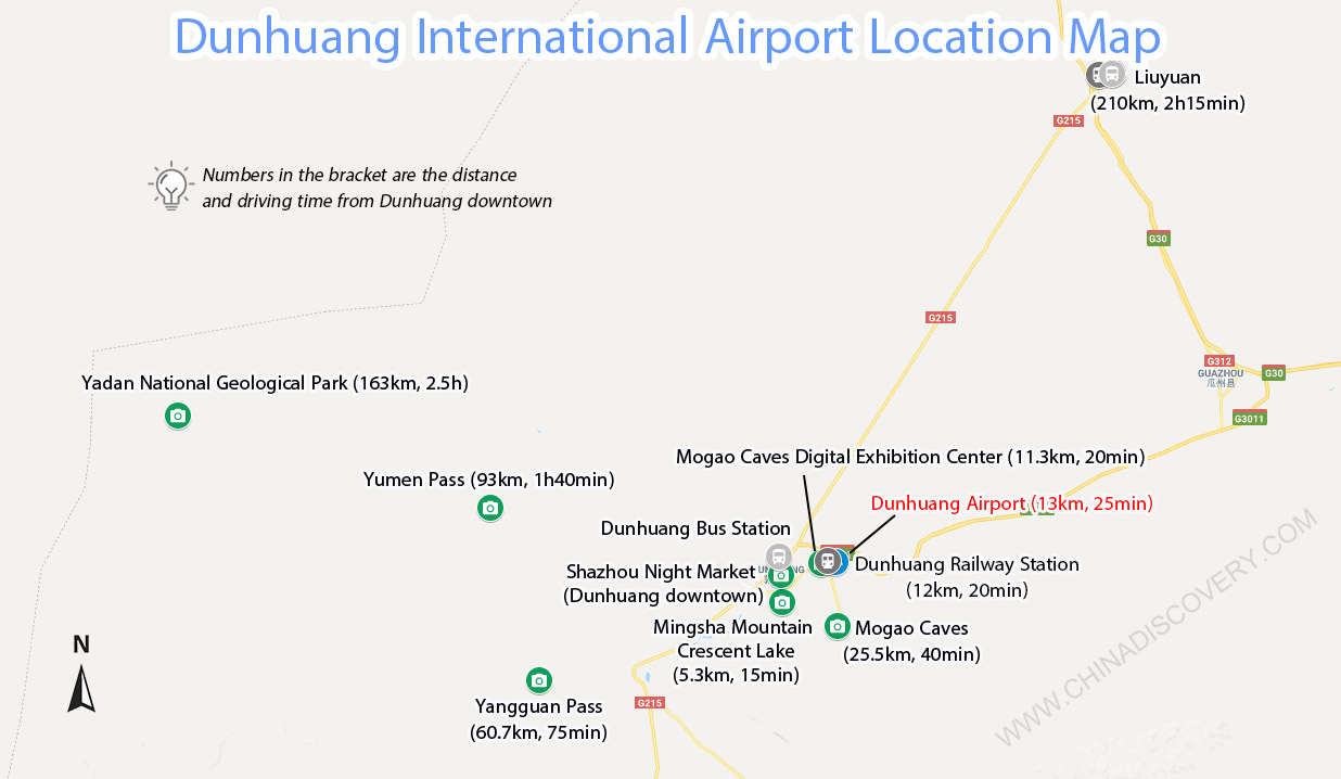 Dunhuang Airport and Flights