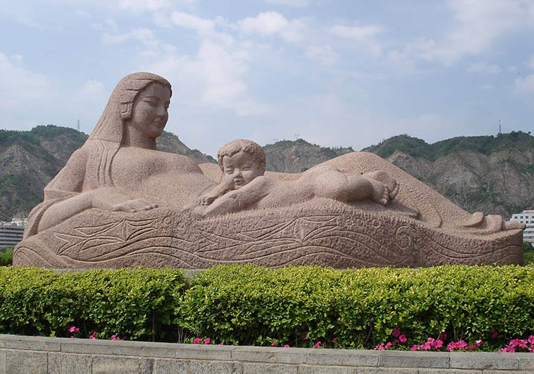 Travel from Lanzhou to Dunhuang