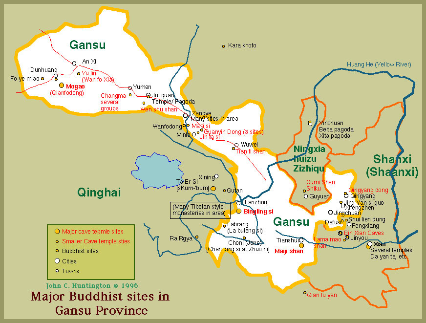 Dunhuang Travel Guide | How to Plan Dunhuang Tour 2018