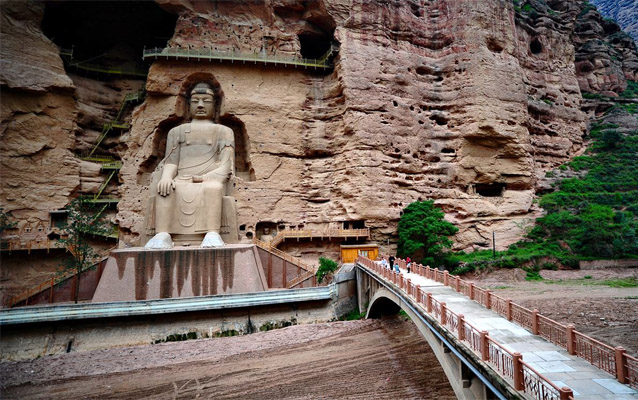 Bingling Temple Grottoes