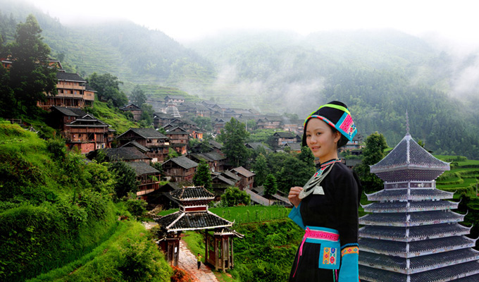 Dong Ethnic Minority in Guizhou