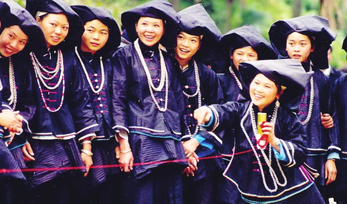Zhuang Ethnic Minority in Guangxi