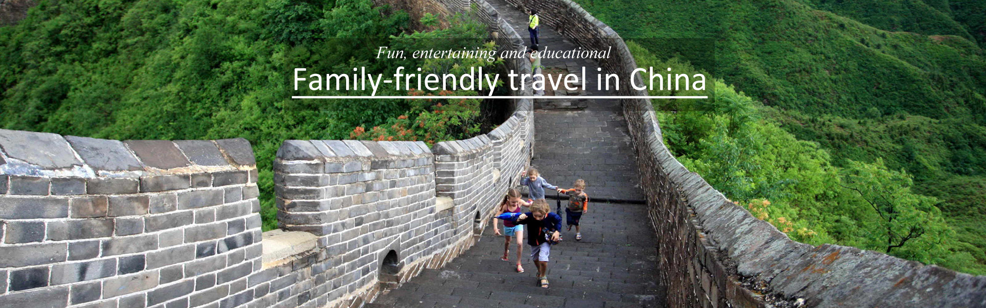 China Family Travel with Kids
