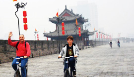 Family Travel in China