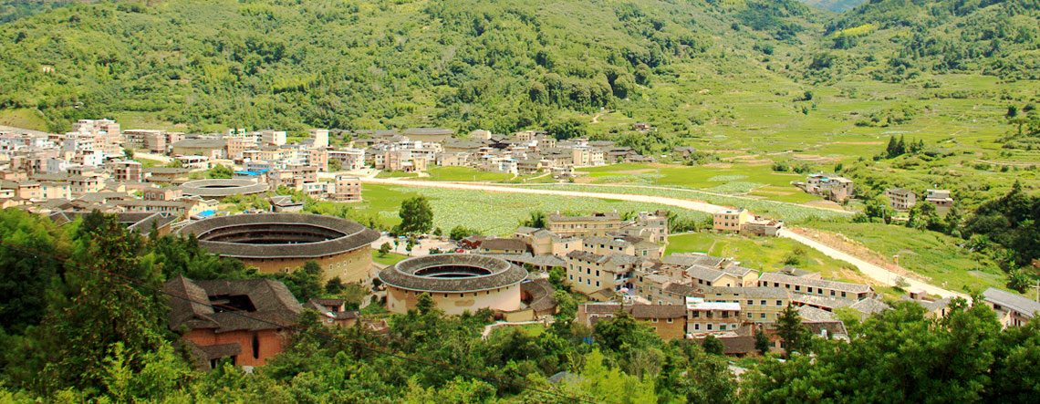 Fujian Tulou Tour from Xiamen