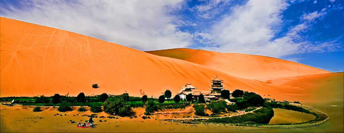 5 Days Zhangye to Dunhuang Highlights Tour by Bullet Train 2020