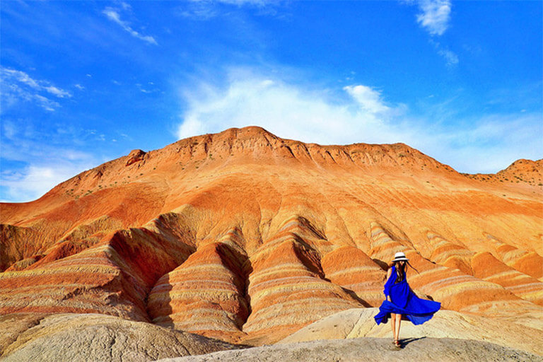 Zhangye Danxia Landform Photography