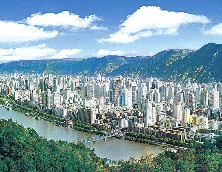 Lanzhou - the City of Yellow River