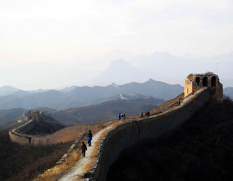 Gubeikou Section of Great Wall Hiking