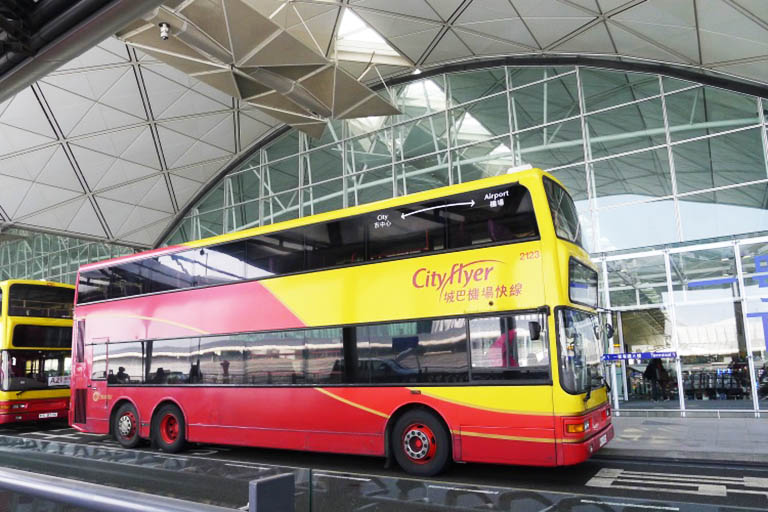 Hong Kong to Shenzhen Coach