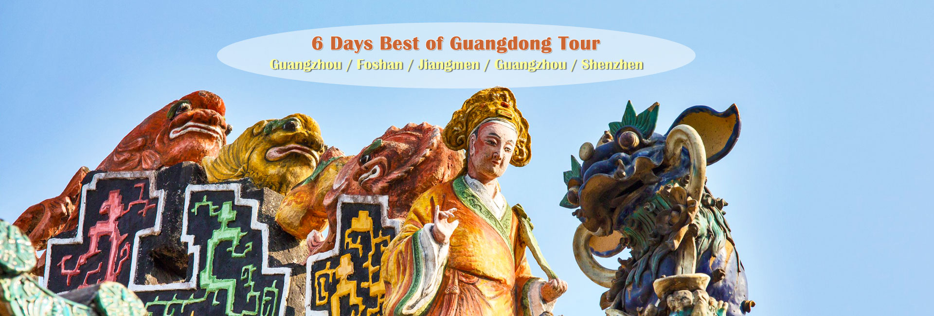 China greater Bay Area Tours