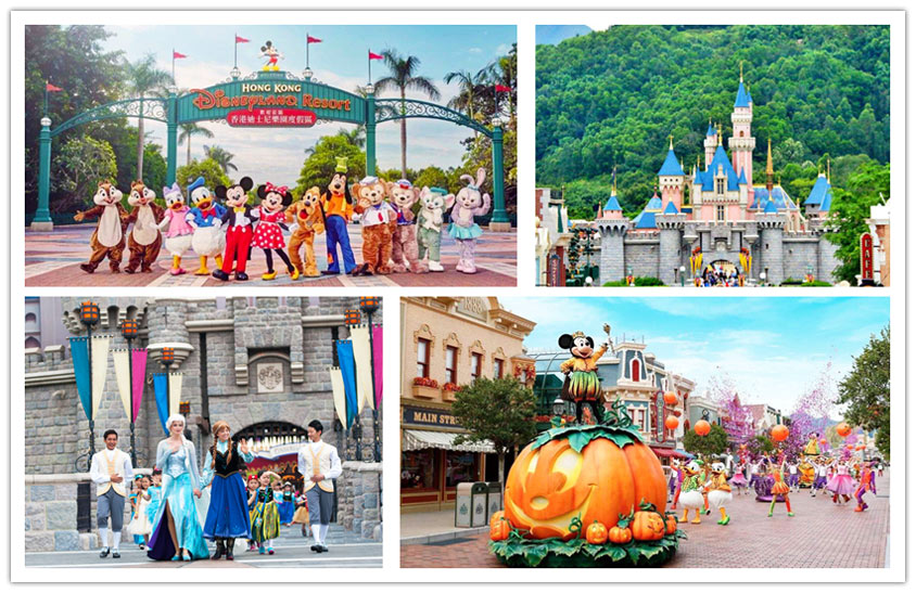 Things to Do in Greater Bay Area - Hong Kong Disneyland