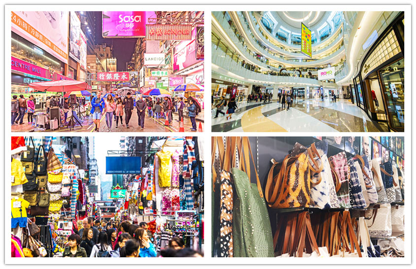 Things to Do in Greater Bay Area - Shopping in Hong Kong
