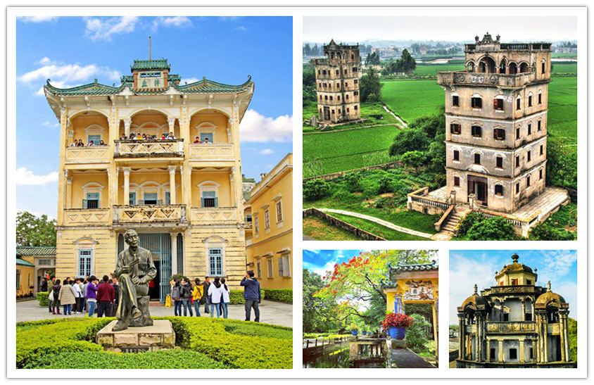 Things to Do in Greater Bay Area - Kaiping Diaolou and Villages