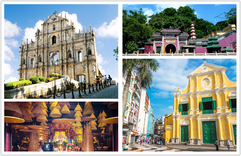 Things to Do in Greater Bay Area - Historical Center of Macao
