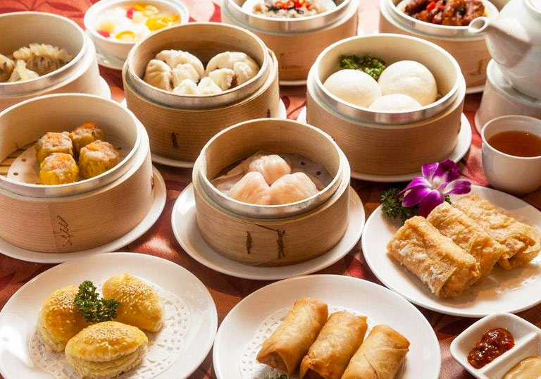 How to Plan a Trip to Greater Bay Area - Dim Sum