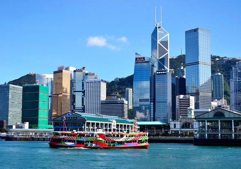 How to Plan a Trip to Greater Bay Area - Hong Kong Victoria Harbor