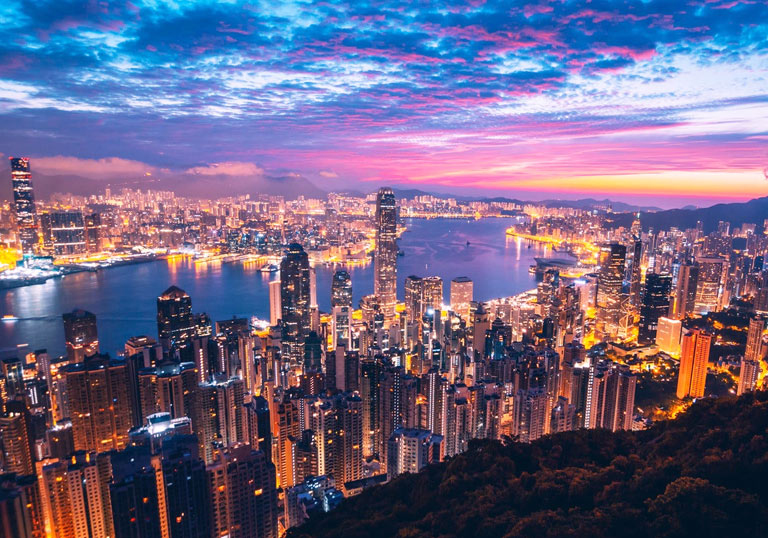 How to Plan a Trip to Greater Bay Area - Victoria Peak