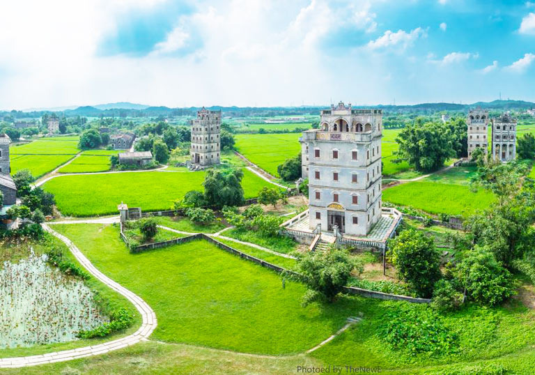 How to Plan a Trip to Greater Bay Area - Kaiping Diaolou and Villages