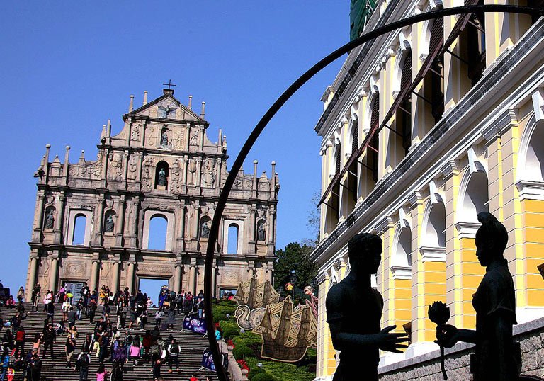 How to Plan a Trip to Greater Bay Area - Historic Center of Macau