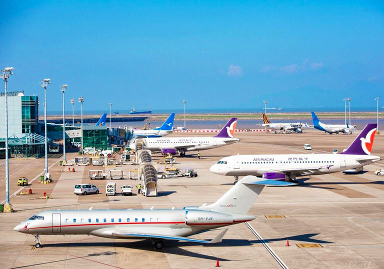 How to Plan a Trip to Greater Bay Area - Macau International Airport