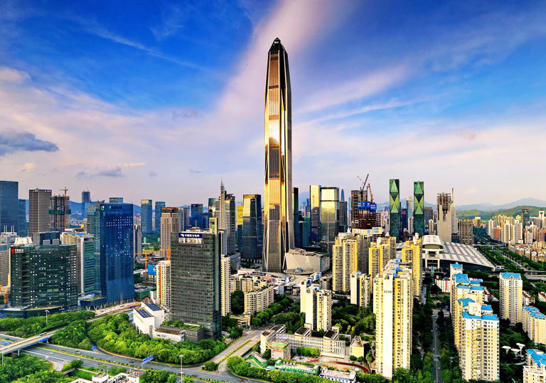 How to Plan a Trip to Greater Bay Area - Shenzhen Pingan Finance Center