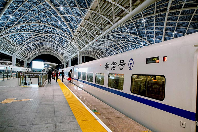 Foshan West Raiwlay Station