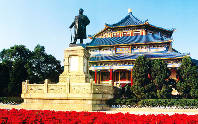 Sun Yat-sen Memorial Hall Guangzhou