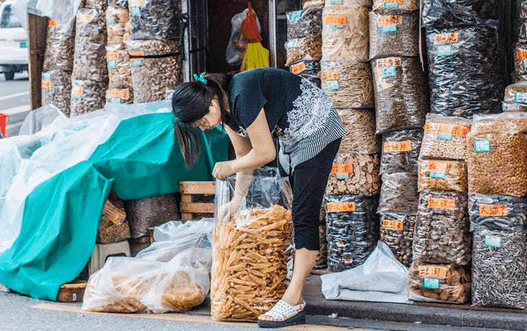 Qingping Chinese Medicine Market