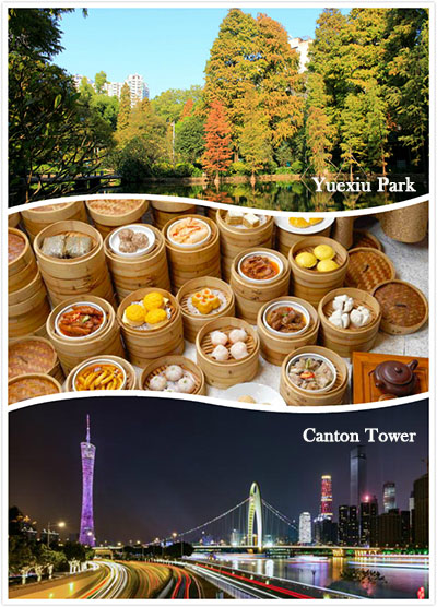 Autumn in Guangzhou