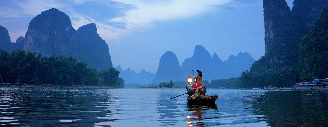 5 Day Guilin Tour