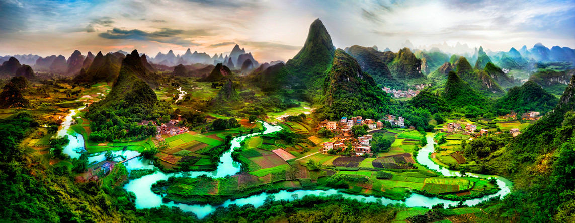 4 Days Guilin Tour
