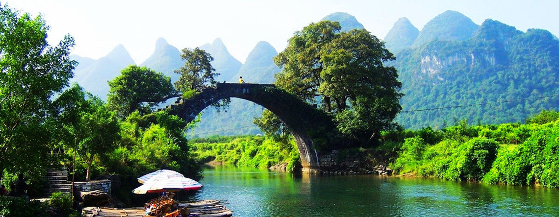 Beijing to Guilin Tour