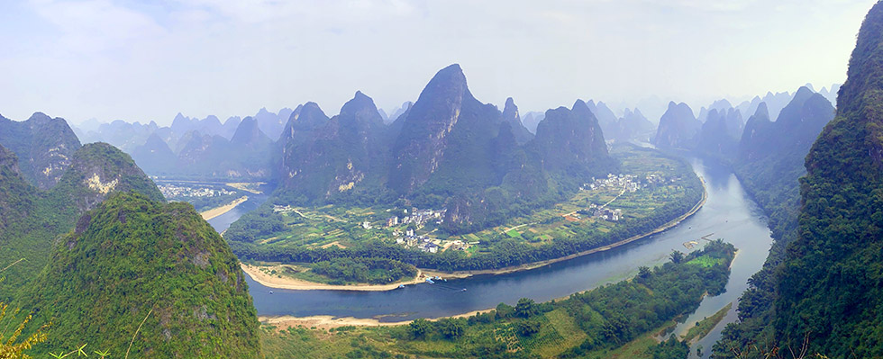 Guilin Hiking