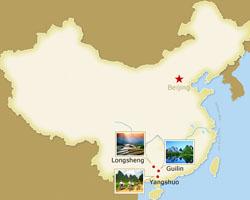 guilin map of china Guilin Map Guilin China Map Guilin Tourist Map guilin map of china