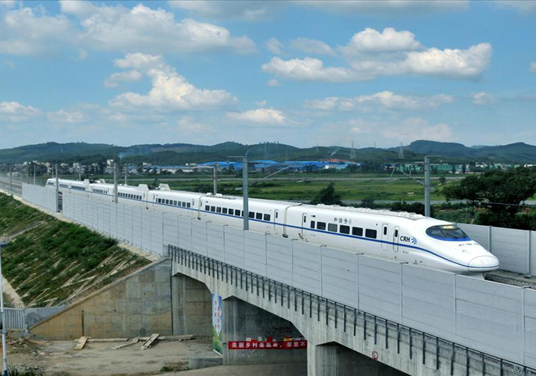 Guilin High Speed Train