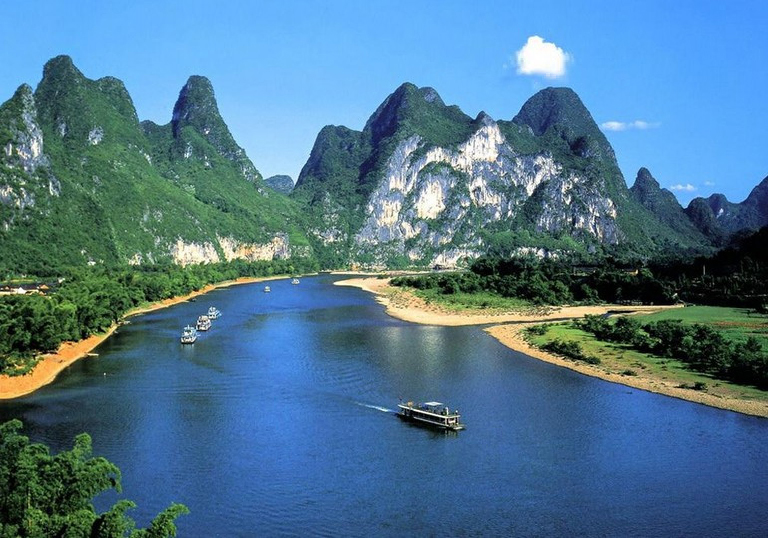 Li River Cruise Tour